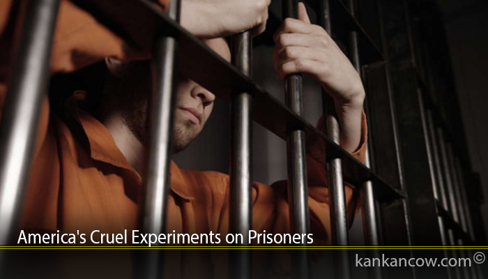 America's Cruel Experiments on Prisoners